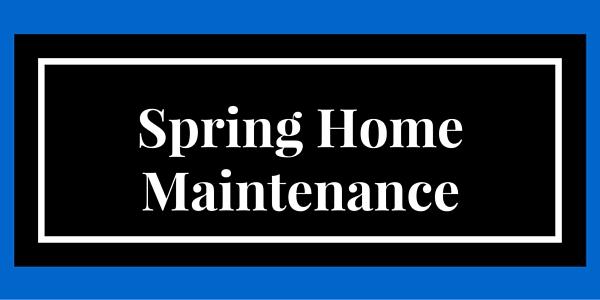 Spring Home Maintenance Checklist Salem Oak Agencysalem
